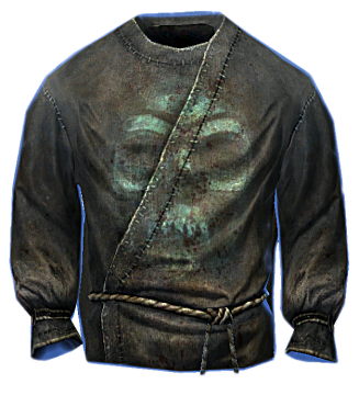 Necromancer robes from The Elder Scrolls: Skyrim Remastered
