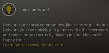 titanfall 2 networks