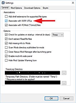 vortex mod download not working