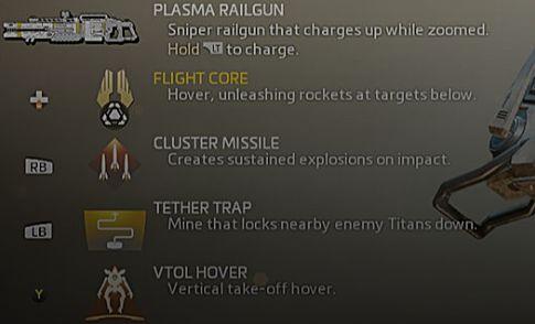 Titanfall 2 Northstar titan