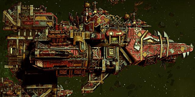 Battlefleet Gothic: Armada onslaught