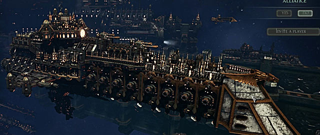 Battlefleet Gothic: Armada overlord