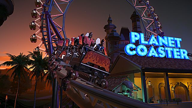 Planet Coaster Beginner's Guide Getting Started Controls
