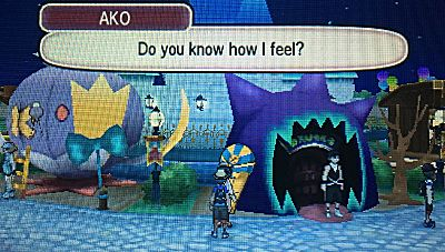 pokemon sun and moon festival plaza npcs