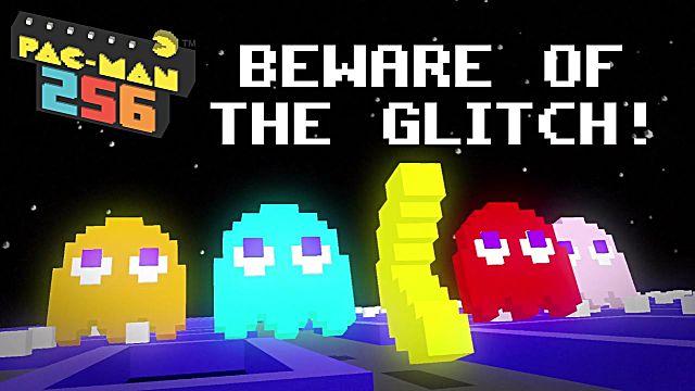 Pac-Man 256 Endless Maze Bandai Namco