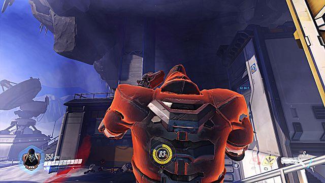 Overwatch Reaper combat