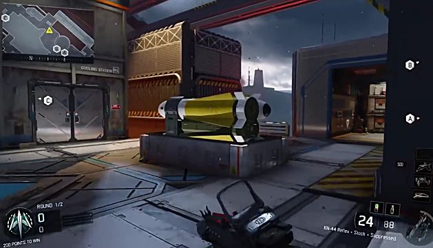 Call of Duty: Black Ops 3 - Eclipse rift