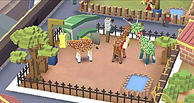 Rodeo Stampede All Savannah Animals Riding Guide Rodeo Stampede