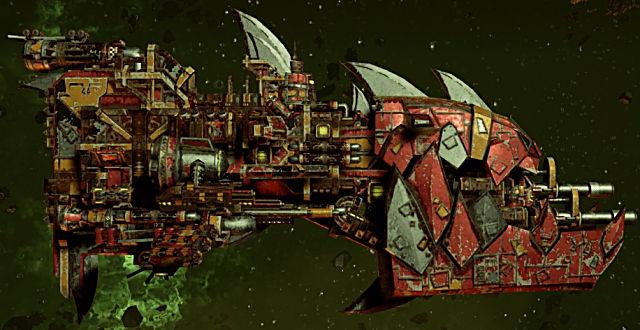 Battlefleet Gothic: Armada savage