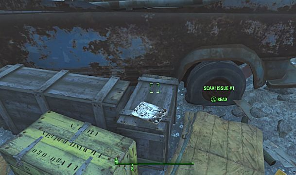 Nuka World Dlc Scav Magazine Locations Guide Fallout 4