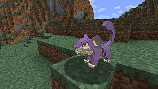 minecraft pixelmon Pokemon