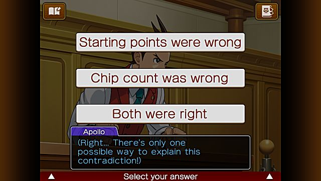 Apollo Justice Ace Attorney Episode 1 Turnabout Trump Part 1 Case Guide iOS Android That Fateful Night Cross-Examination