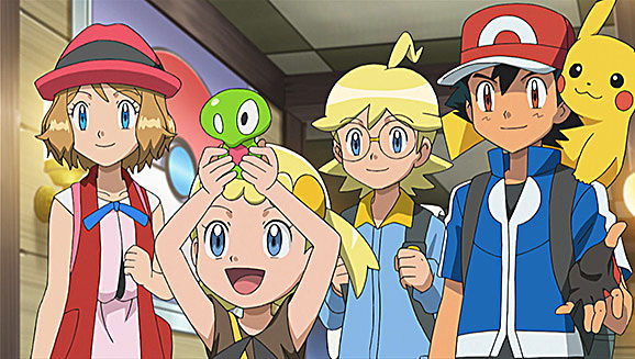 A Look Back At The Pokemon Anime Over The Years