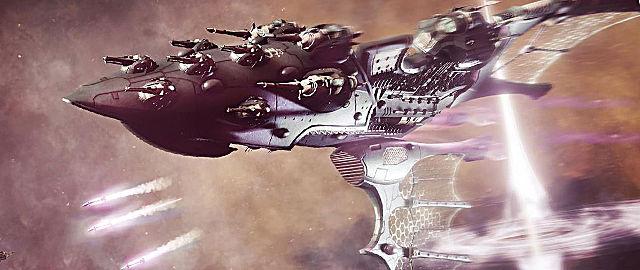 Battlefleet Gothic: Armada shadow