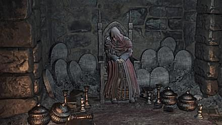 Dark Souls 3 - The Complete Guide to Firelink Shrine