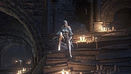 Dark Souls 3 Npcs