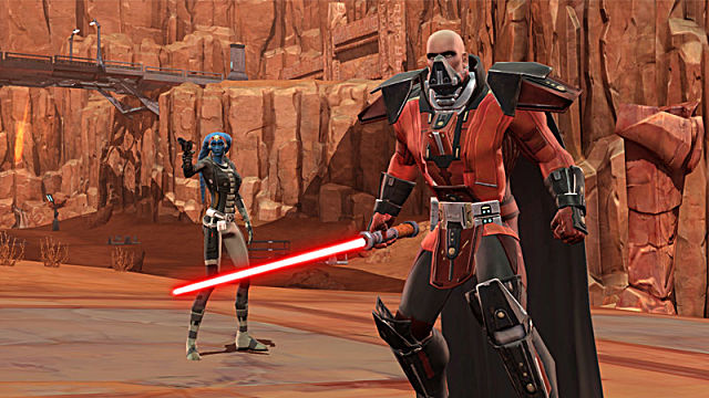 Sith warrior swtor image