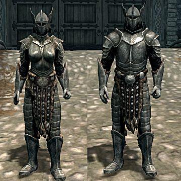 Skyrim Craft Fur Armor Mod