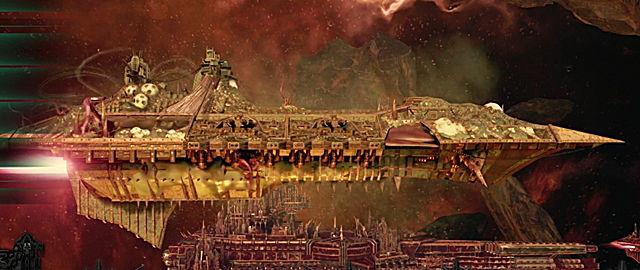 Battlefleet Gothic: Armada slaughter