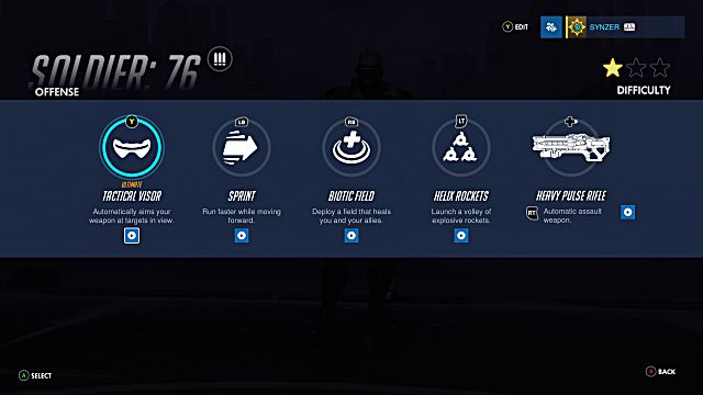 Overwatch Soldier 76 abilities