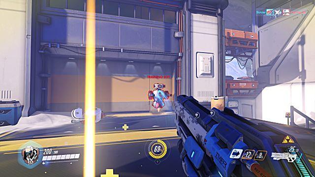 Overwatch Soldier 76 info