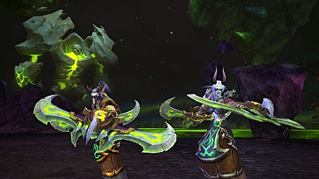 world of warcraft classes
