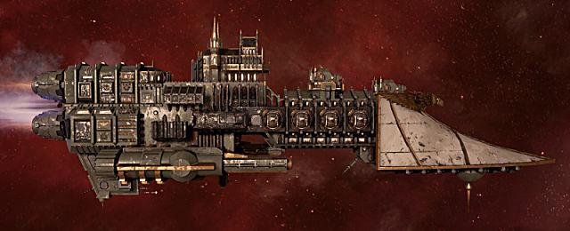 Battlefleet Gothic: Armada sword