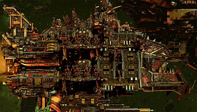 Battlefleet Gothic: Armada terror