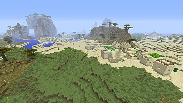 Awesome Minecraft seed xbox one achievements