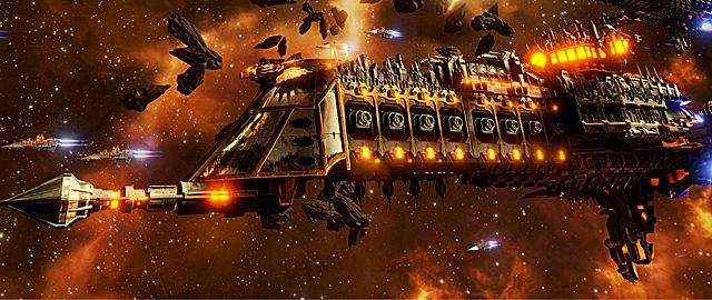 Battlefleet Gothic: Armada tyrant