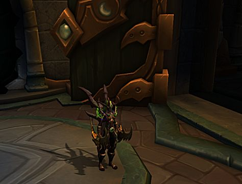 WoW Legion Vengeance Demon hunter Demon Spikes