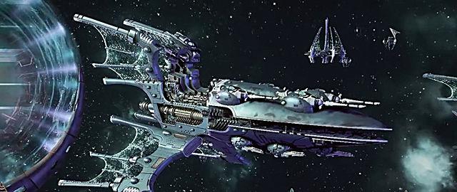 Battlefleet Gothic: Armada voidstalker