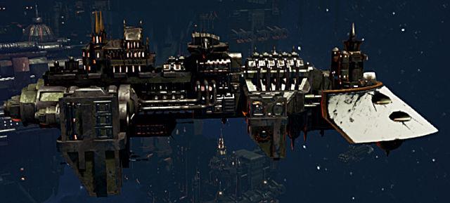 Battlefleet Gothic: Armada widowmaker