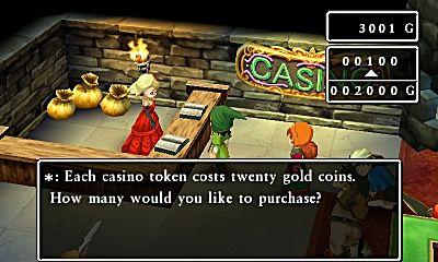 Dragon quest 9 casino poker academy ch