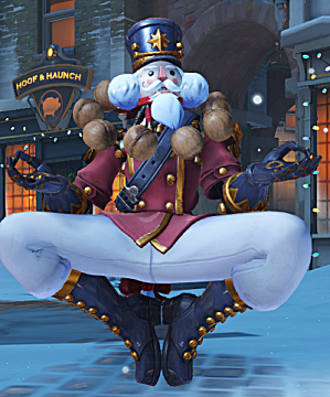 overwatch zenyatta winter skin