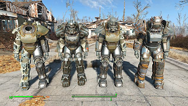 Fallout  Can T Craft New Armor