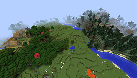 The Top 20 Minecraft 1 12 1 Seeds For September 2017 Minecraft