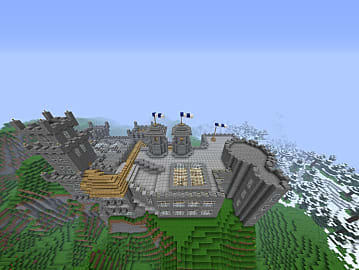 Top 8 Minecraft Castle Seeds (With Downloadable Maps