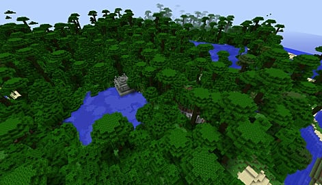 Best Jungle Minecraft Seeds Minecraft