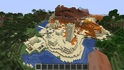 The Top 20 Minecraft 1 14 Seeds For January 2019 Minecraft