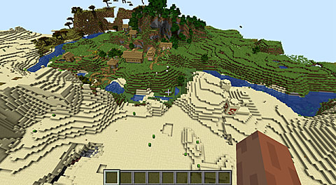 The Top 20 Minecraft 1 14 4 Seeds For August 2019 Minecraft