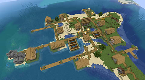 The Top 20 Minecraft 1 14 2 Seeds for June 2019   Minecraft