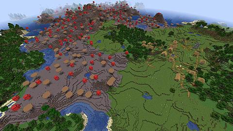 Best Minecraft 1 16 Seeds For April 2020 Minecraft