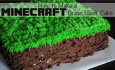 6 Best Minecraft Cake Tutorials Minecraft