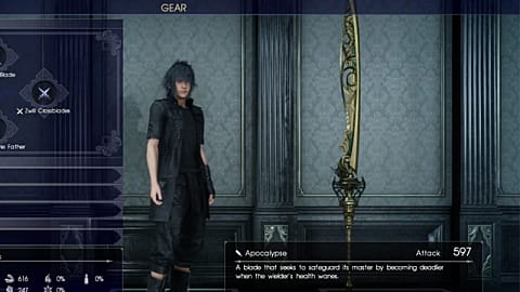 The 15 Best Weapons in Final Fantasy XV and Their Locations