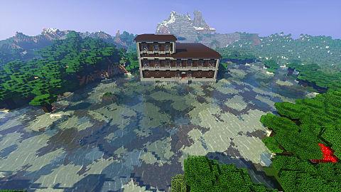 10 Epic Woodland Mansion Seeds for Minecraft 1 11 2 | Minecraft