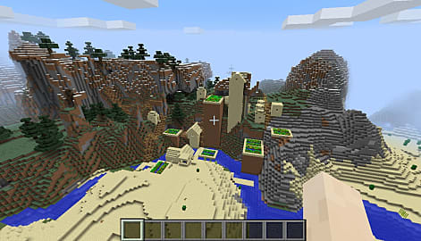 The Top 20 Minecraft 1 12 2 Seeds for February 2018 | Minecraft