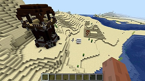 The Top 20 Minecraft 1 14 Seeds for March 2019   Minecraft