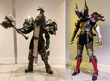 Top Video Game Cosplays: Dragon Con 2018