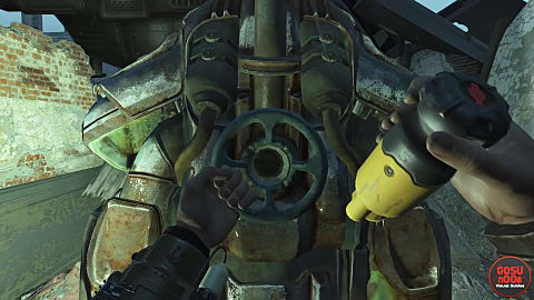 8 Awesome Fallout 4 Power Armor Mods You Need To Install